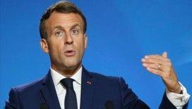 Fransa Cumhurbaşkanı Macron: Şiddete başvuran polisler var