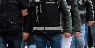 İzmir merkezli FETÖ'nün hücre evlerine yönelik operasyonda 66 zanlı yakalandı