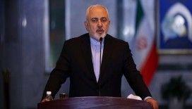 İran Dışişleri Bakanı Zarif, Almanya, İngiltere ve Fransa'yı 'İsrail terörünü desteklemekle' suçladı