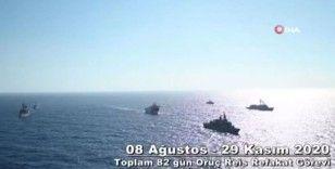 Doğu Akdeniz ve Ege'deki önemli görev