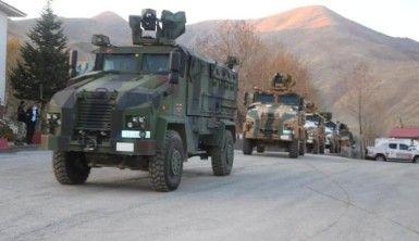 Bitlis'te 'Yıldırım-16 Sehi Ormanları' Operasyonu başlatıldı