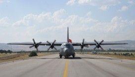 Erciyes Projesinde C130 uçakları TUSAŞ tarafından millileştiriliyor