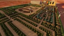 Büyükşehir'in Perma Kültür Çiftliği Projesi ile yaşam alanları yeşillenecek
