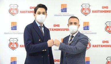 GMG Kastamonuspor ile Anadolu Hastanesi işbirliği devam ediyor