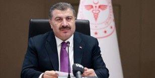 Sağlık Bakanı Koca: İnaktif aşı 28 gün arayla iki doz olarak yapılacak
