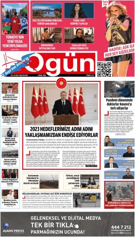 OGÜN Gazetesi Sayı:249