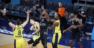 Turkish Airlines Euroleague: Fenerbahçe Beko: 81 - ASVEL: 59