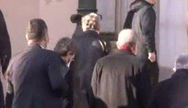 Cumhurbaşkanı Erdoğan İstanbul Valiliği'ni ziyaret etti