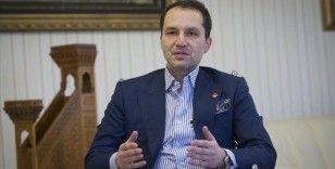 Yeniden Refah Partisi Genel Başkanı Erbakan'dan 'çiftçilerin borçları yapılandırılsın' çağrısı