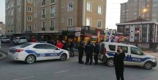 Ümraniye'de kafeye silahlı saldırı
