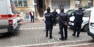 Esenyurt'ta sokak ortasında kadın cesedi bulundu