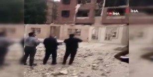 İran'da doğalgaz patlaması: 12 yaralı