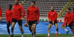 Hatayspor, Konyaspor maçının hazırlıklarını tamamladı
