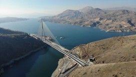16 ili bağlayan yeni Kömürhan Köprüsü bugün açılıyor