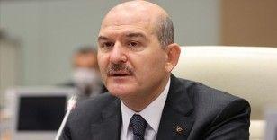 İçişleri Bakanı Soylu: Evden hırsızlıkların çözülmesi yüzde 38'e çıktı
