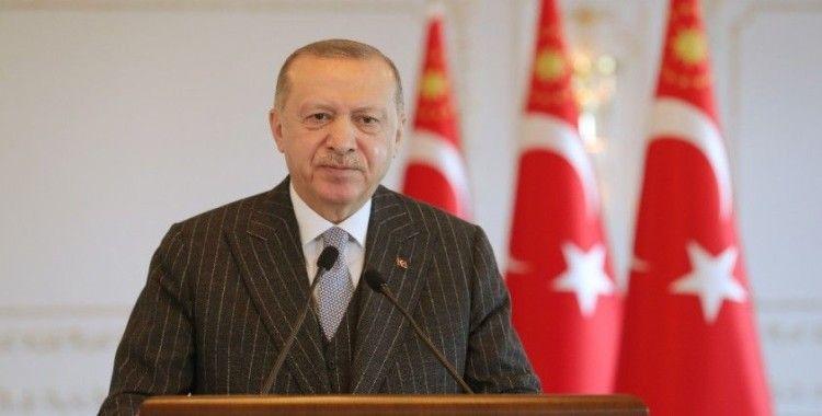 Cumhurbaşkanı Erdoğan: '2021 yılını her anlamda yeni bir şahlanış yılı haline getireceğiz'