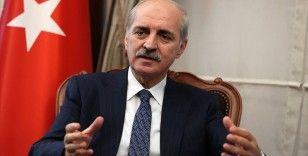 AK Parti Genel Başkanvekili Kurtulmuş: İnsanları hala başı açıklar-başı kapalılar diye ayırt etmek yobazlıktır