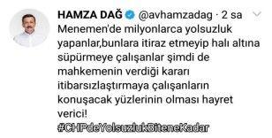 CHP'nin yargı kararı eleştirilerine AK Parti'den sert cevap