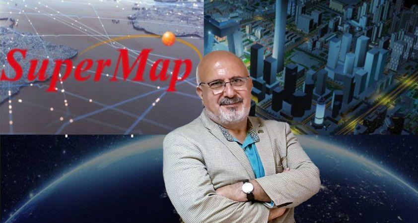 Akıllı şehir yolculuğu (XXX) SuperMap CBS
