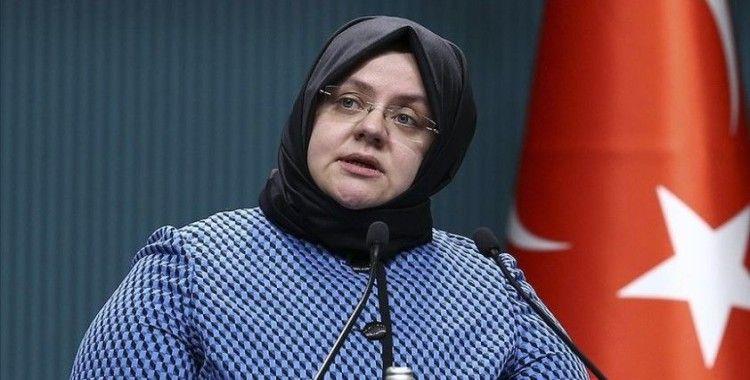 Aile Bakanı Selçuk: 'SMA hastalığının tedavisi için yılda 40 milyar TL'yi aşkın kaynak ayırıyoruz'