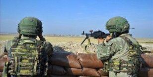 4 PKK/YPG'li terörist etkisiz hâle getirildi