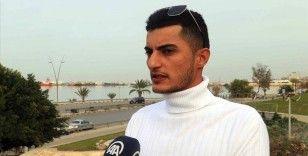 Libya'da geçen yıl 4 Ocak'ta gerçekleştirilen askeri okul katliamının tanığı konuştu