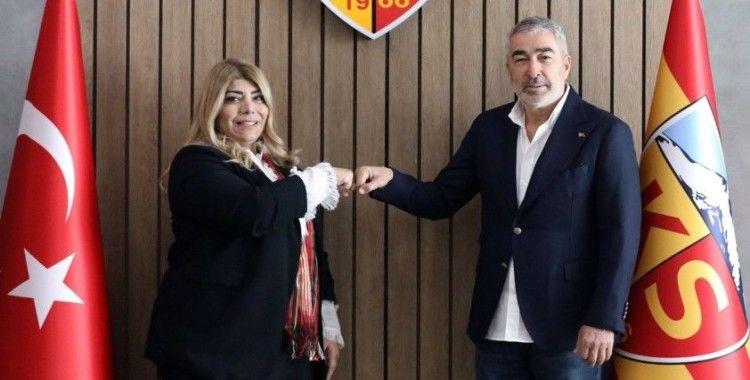 Kayserispor'dan 'Aybaba' açıklaması