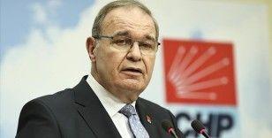 CHP Sözcüsü Öztrak: Hiçbir partili Genel Başkanımızın özel gündemini oluşturmaz