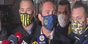 """Ali Koç: """"Türk futbolunu yönetenler demek ki çok meşgul ki bir cevap bile alamadık!"""""""