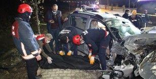 Elazığ'daki feci kazada ölen 4 kişinin kimliği belli oldu