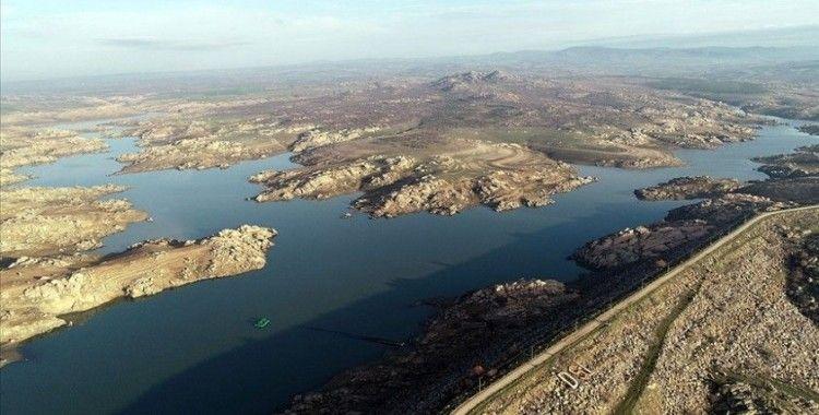 Yağışlar Trakya'daki barajlara 'can suyu' oldu