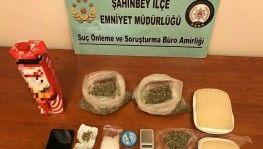 Meyve suyu kutusuna gizlenmiş uyuşturucu ele geçirildi