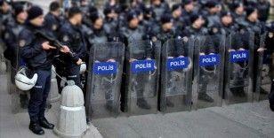 Boğaziçi Üniversitesi önündeki gösteride atılan 'katil polis' sloganına tepkiler sürüyor