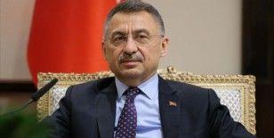 Cumhurbaşkanı Yardımcısı Oktay, Şehit Polis Fethi Sekin'i andı