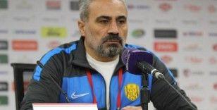 """Mustafa Dalcı: """"İki takım için de dengeli bir maçtı ama hata yaparak kaybettik"""""""