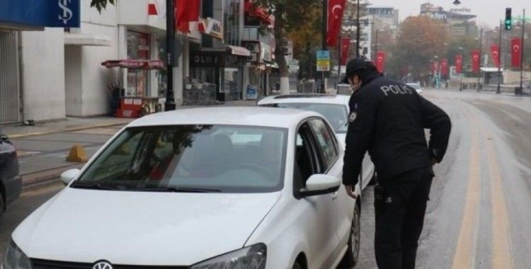 Malatya'da bin 446 kişiye korona cezası