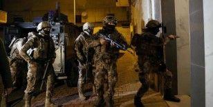 İstanbul'da uyuşturucu satıcılarına yönelik operasyonda 36 şüpheli yakalandı