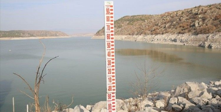 'Başkentte 110 günlük su kaldı' uyarısı