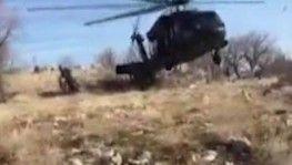 Şırnak'ta 5 teröristin etkisiz hale getirildiği operasyonun görüntüleri ortaya çıktı