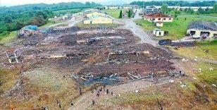 Sakarya'da havai fişek fabrikasındaki patlamaya ilişkin 7 sanık hakim karşısına çıkacak