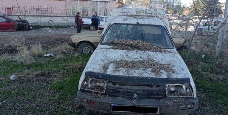 Güvenlik riski oluşturan araçlar kaldırtıldı