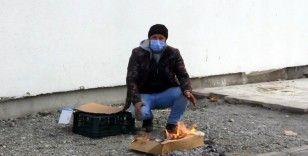 Doğu'da en yüksek sıcaklık Erzincan'da en düşük sıcaklık Ardahan'da ölçüldü