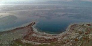 Uzmanlardan Burdur Gölü'ndeki çekilmeye ilişkin 'idareli su kullanımı' uyarısı