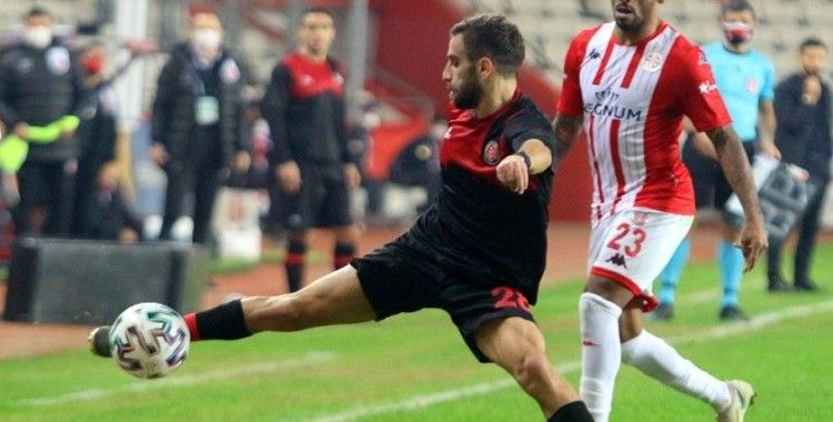 Süper Lig: FT Antalyaspor: 3 - Fatih Karagümrük: 1 (Maç sonucu)