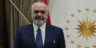 Arnavutluk Başbakanı Rama: İki ülke arasındaki ilişkilerde yeni sayfa açmak için güçlü bir irade gördük