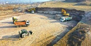 Elazığ'da Otobüs Terminali inşa çalışmaları başladı