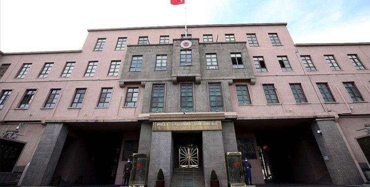 MSB: TSK ülkemizin güvenlik ve bekasını hedef alanlara karşı mücadelesini sürdürmektedir