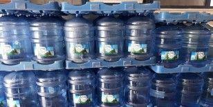 İBB'nin 30 saatlik su kesintisi damacana sulara talebi arttırdı