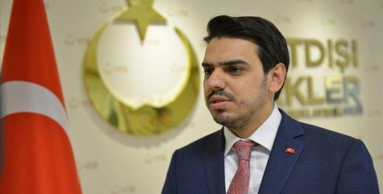 YTB Başkanı Abdullah Eren: Kıbrıslı Türklerin mücadelesinin dünyada tanınması için YTB'nin katkılarını sürdürecek