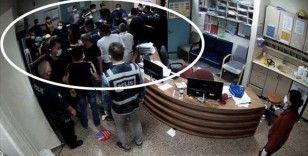 Keçiören Eğitim ve Araştırma Hastanesi personeline şiddet davası sanıklarının yargılanmasına başlandı